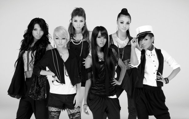Dream, promovendo seu primeiro e único álbum na LDH: Hands Up!